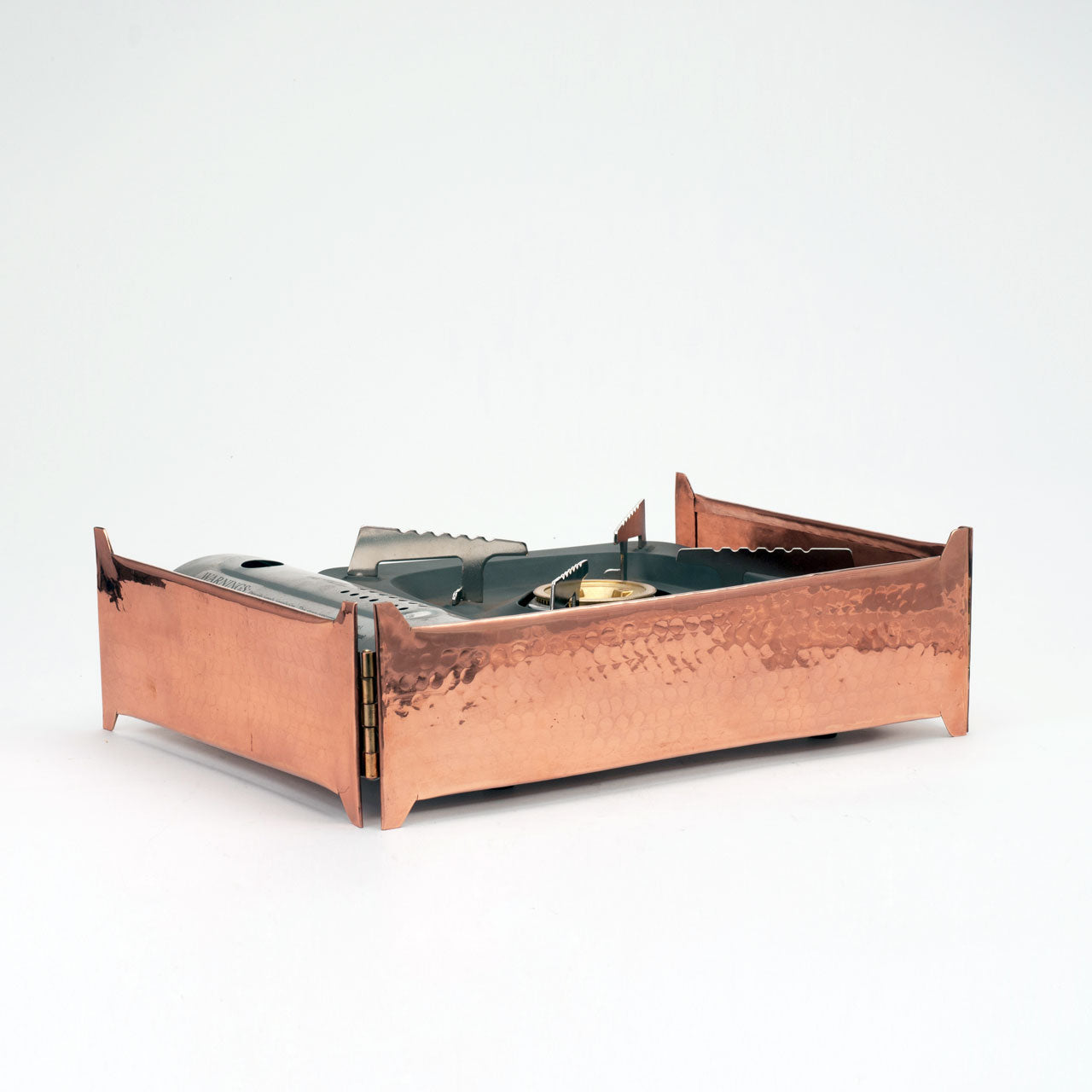 Copper Butane Stove Skirt