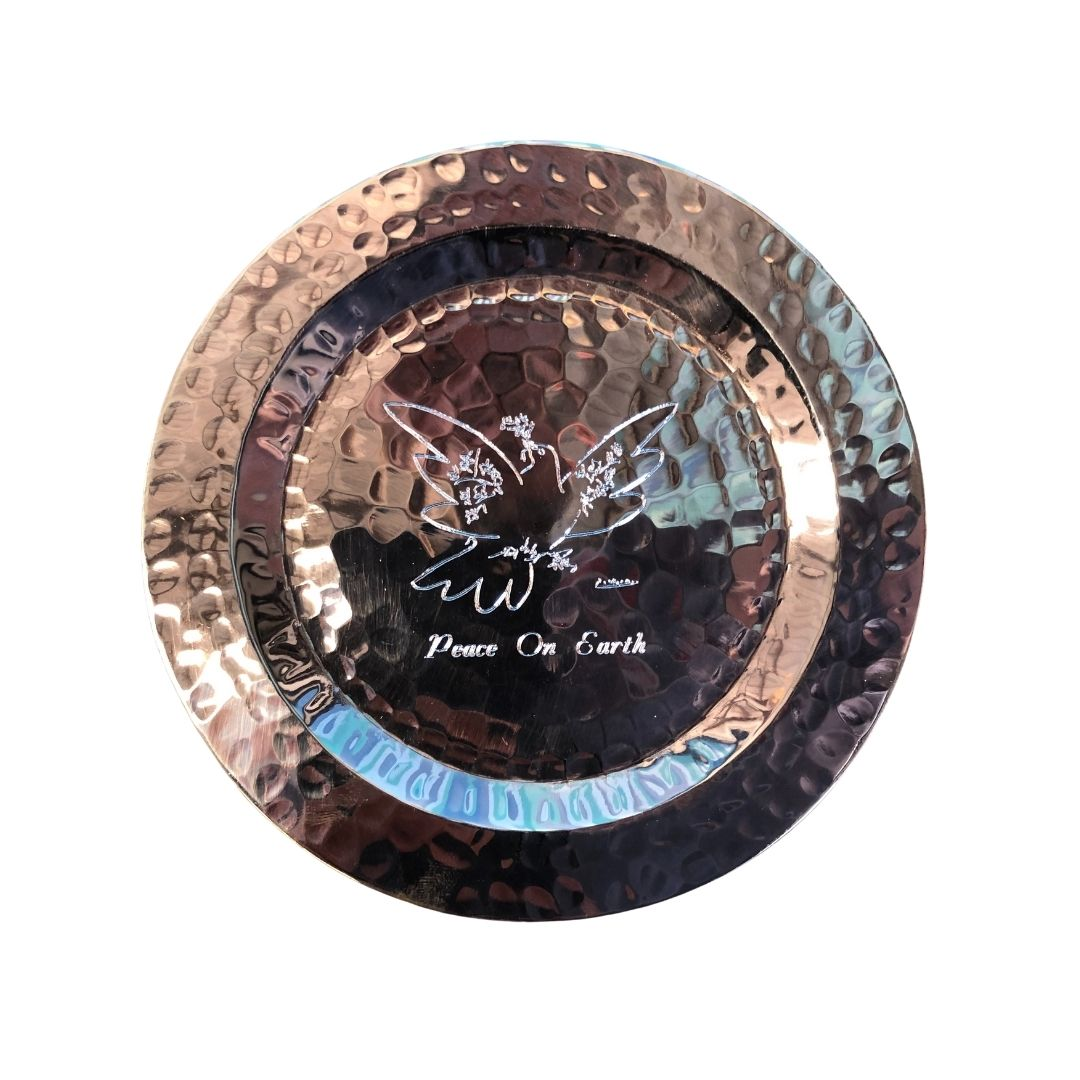 2020 Holiday Copper Cup Coasters