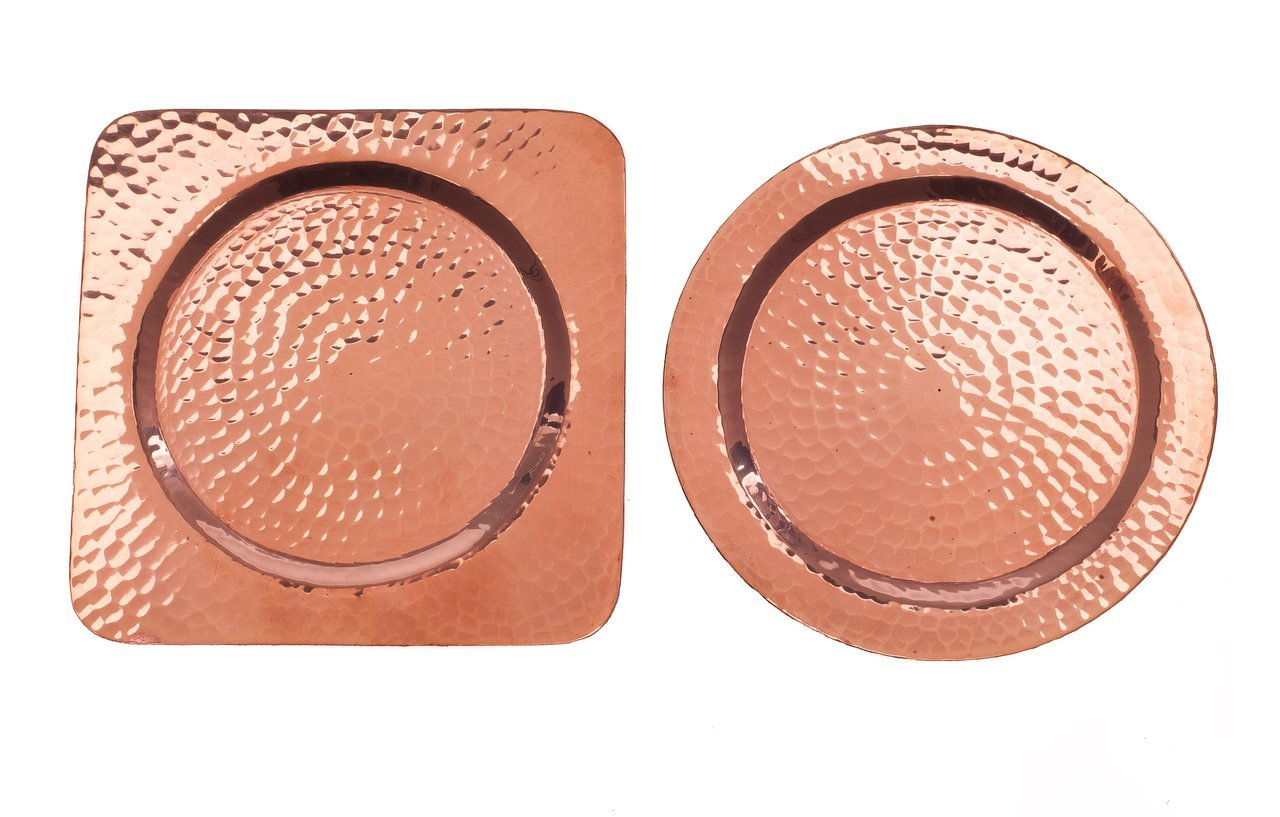 Napa Copper Cup Coasters