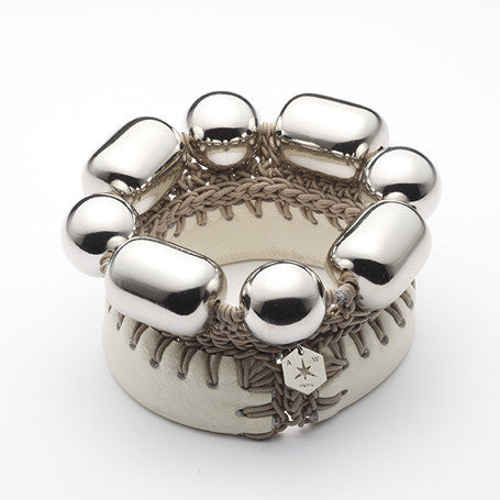 Bracelet-BERIT-chrome