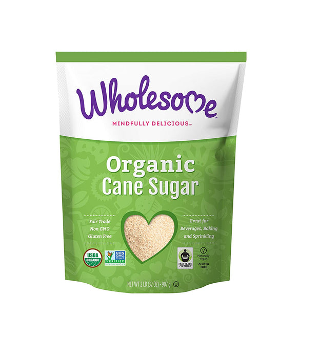 Wholesome, Organic Cane Sugar