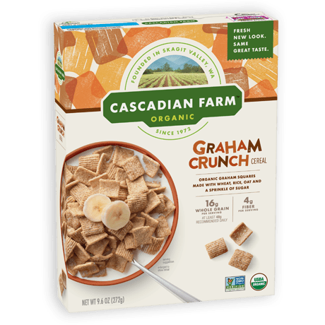 Graham Crunch Cereal