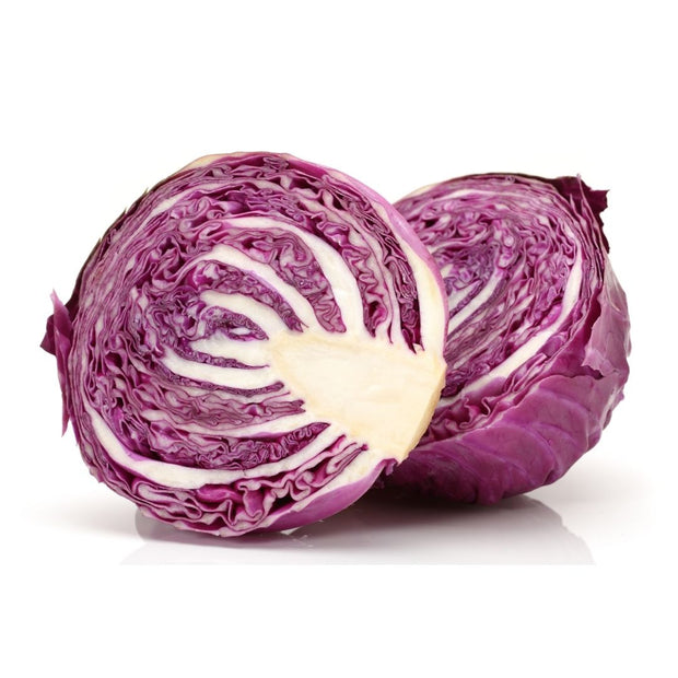 Cabbage, Organic Purple