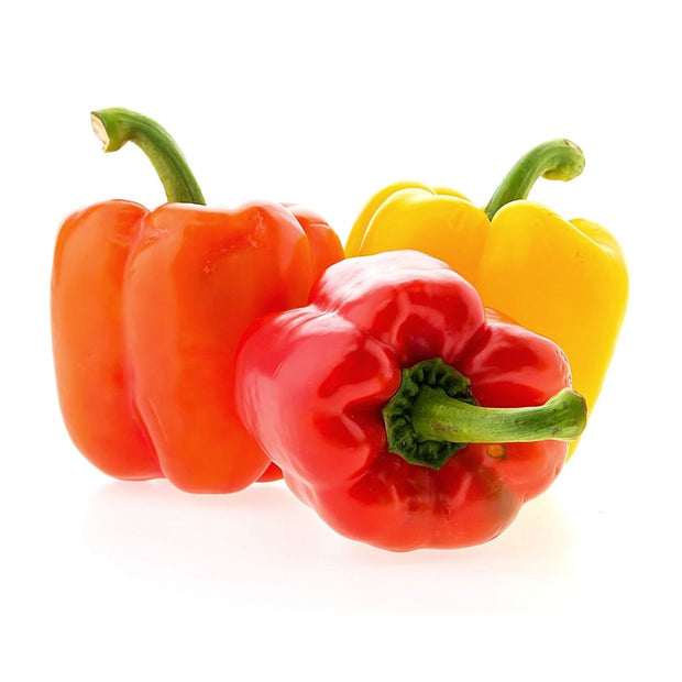 Peppers, Organic Tri-Color Bell