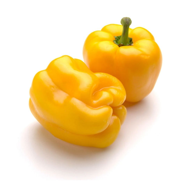 Peppers, Organic Yellow Bell
