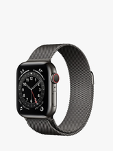 Load image into Gallery viewer, Smart Watch: Black/Black Milanese