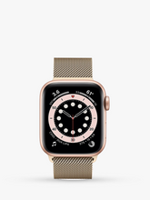 Load image into Gallery viewer, Smart Watch: Rosegold/Rosegold Milanese