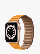 Load image into Gallery viewer, Smart Watch: Rosegold with Sunset Leather