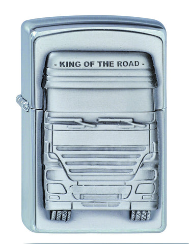 King of the Road Emblem