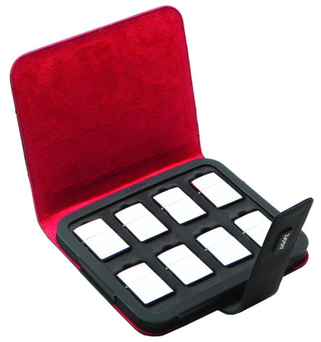 Collectors Case (Holds 8 Windproof Zippo Lighters)