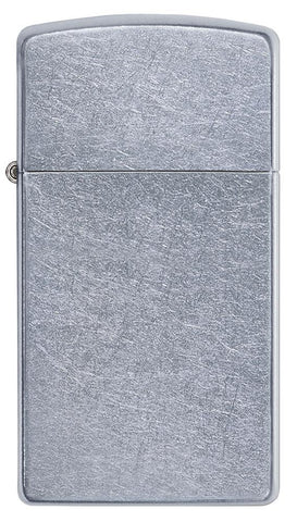 1607, Slim Lighter with Street Chrome Finish