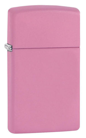 1638, Slim Case with Pink Matte Finish