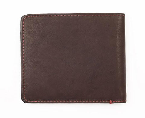 Bi-Fold Wallet with Coin Pocket