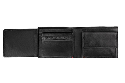 Tri-Fold Wallet with Coin Pocket