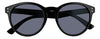 Black Panto Sixty-five Sunglasses