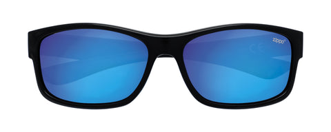 Blue Sport Thirty-two Sunglasses