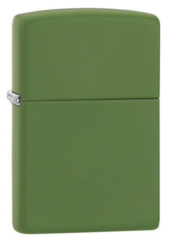 228 Moss Green Matte Lighter