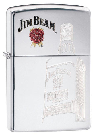 29524, Color Image & Auto Engrave, High Polish Chrome Finish, Classic Case