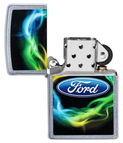 Ford Chrome Lighter