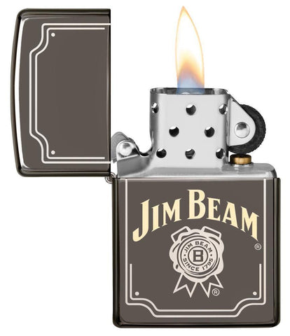 Jim Beam Black Ice Lighter