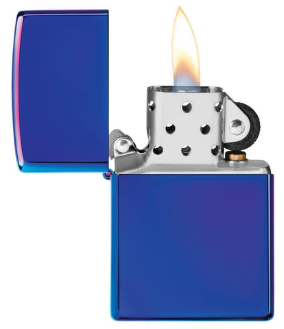 High Polish Indigo Lighter