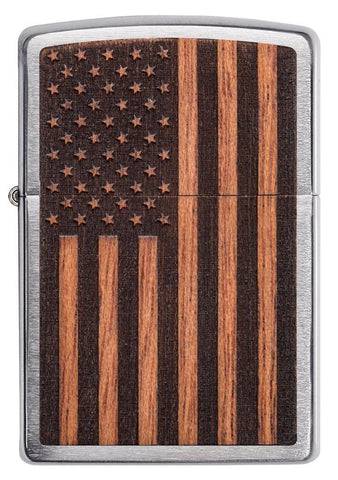 WOODCHUCK USA American Flag