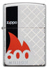 Front shot of 600 Millionth Zippo Lighter Collectible
