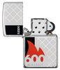 600 Millionth Zippo Lighter Collectible with its lid open and unlit