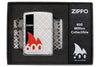 600 Millionth Zippo Lighter Collectible in its packaging