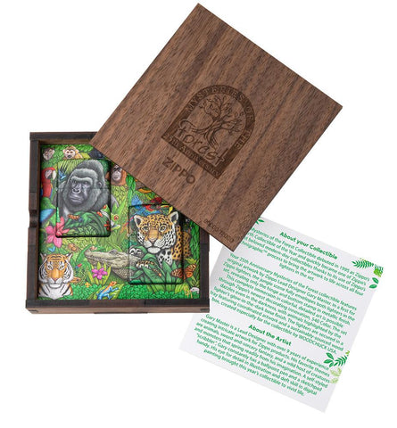 25th Anniversary Limited Edition Mysteries of the Forest Gift Set