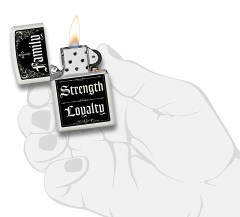 Family Strength Loyalty
