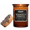 Spirit Candle - Whiskey & Tobacco