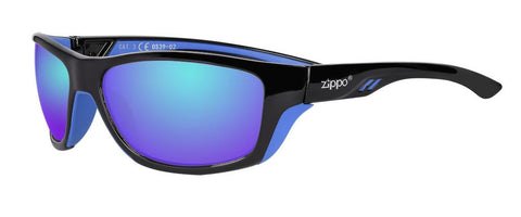 Blue Sport Thirty-nine Sunglasses
