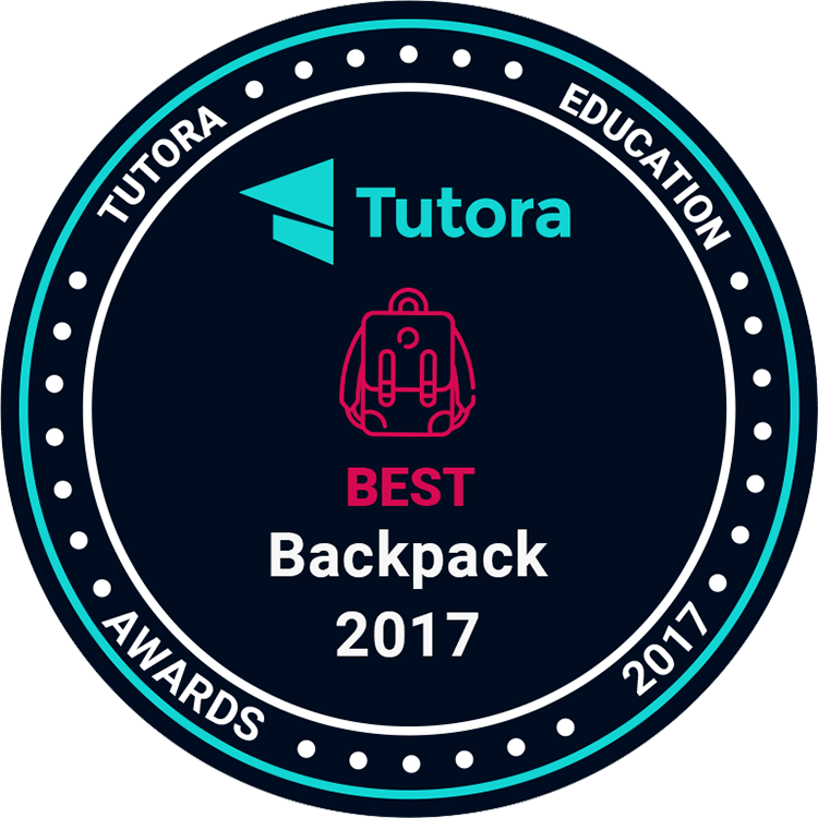 Wolffepack Escape wins Best Backpack Award from Tutora