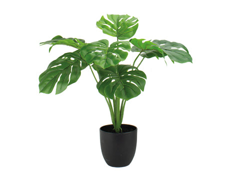 Kunstpflanze MONSTERA 65cm