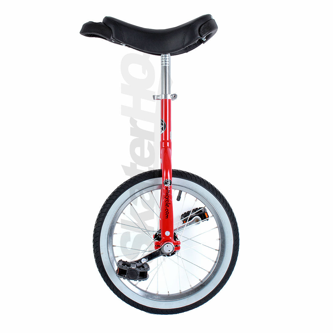 Axis Trainer 16inch Unicycle - Red