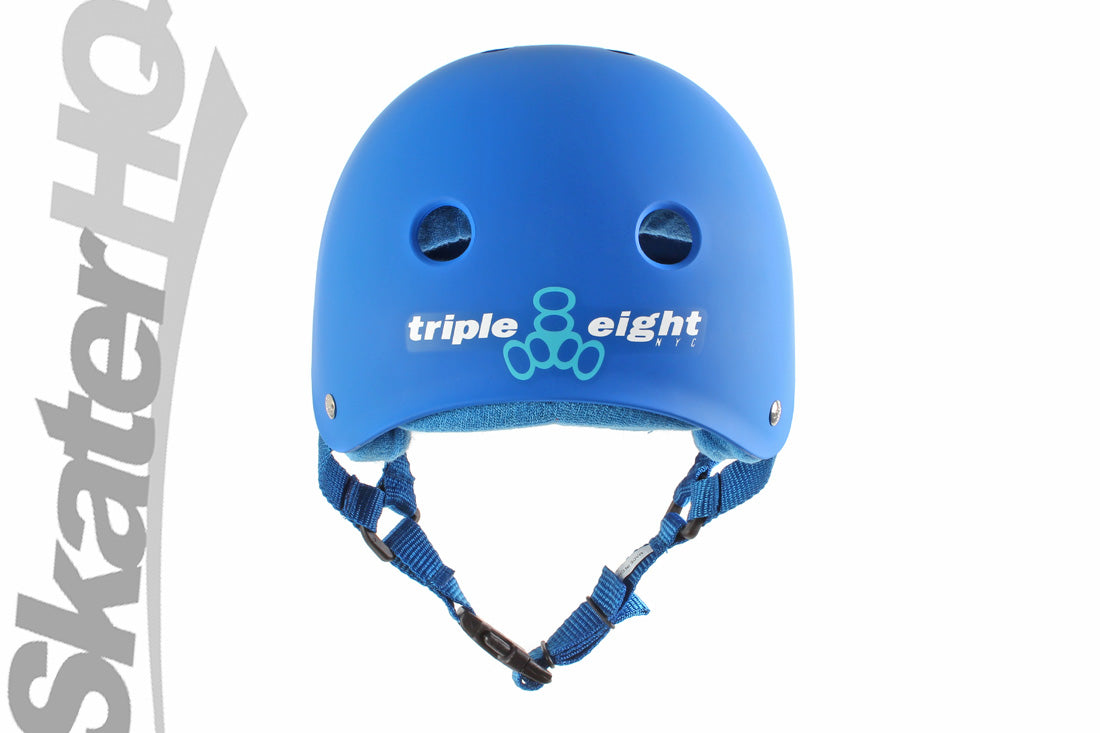 Triple 8 Brainsaver SS Royal Blue - L