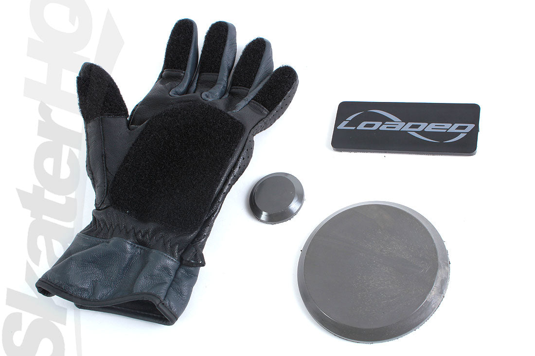 Loaded Leather Race Glove S/M