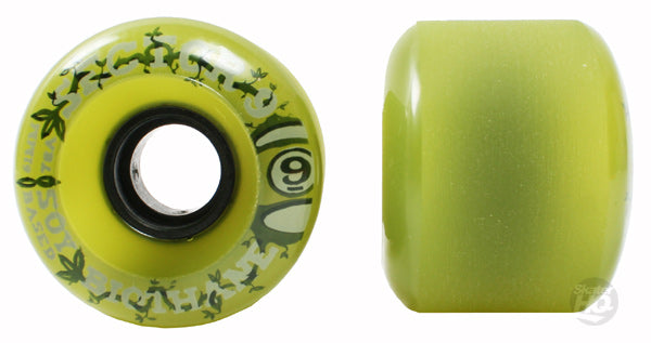 Sector 9 Bio/Soy Green Ghost 61mm/78a