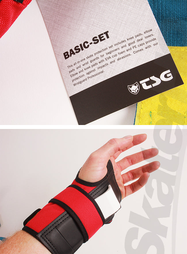 TSG Basic Tripack Old School Med