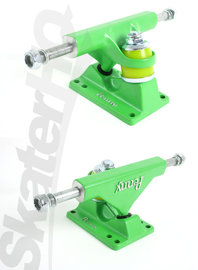 Penny Truck 4in Pair - Green