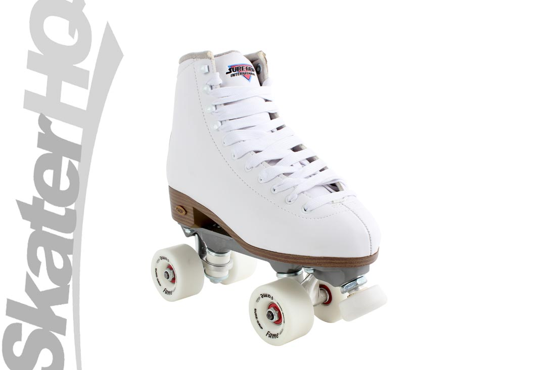 Sure-Grip Fame White - 6US L