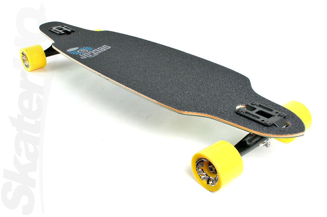Sector 9 Drifter Green