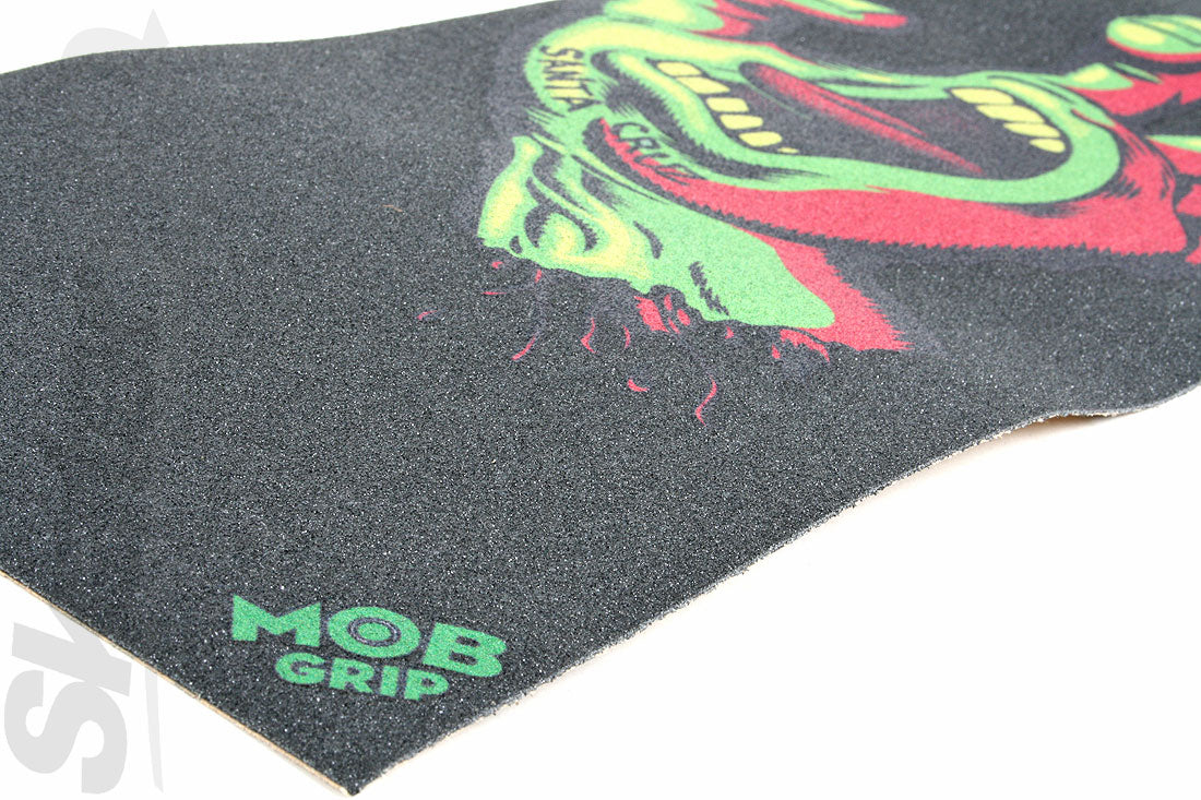 Mob Grip Screaming Hand Sheet Rasta