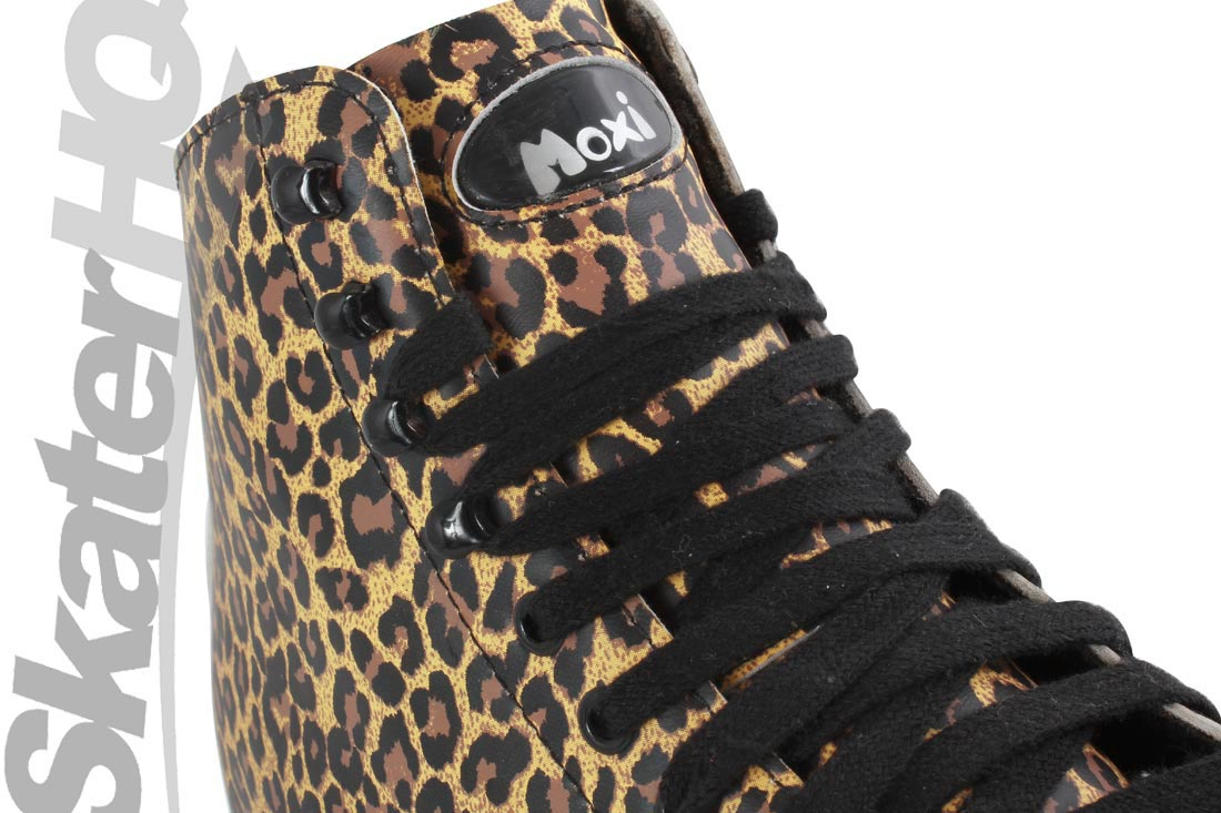 Moxi Ivy Jungle - Size 8 - Leopard