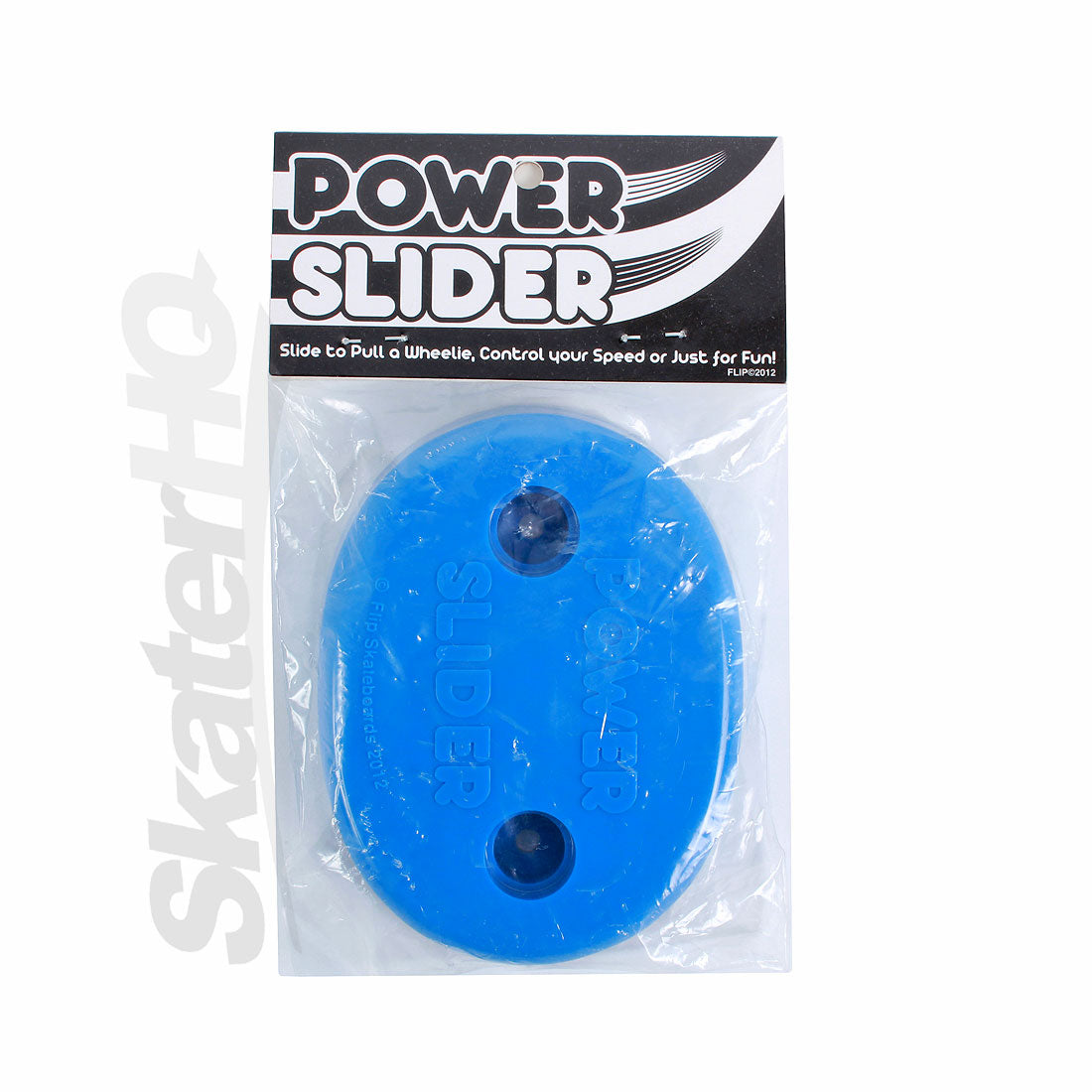 Flip Power Slider Oval Tail Pad Blue