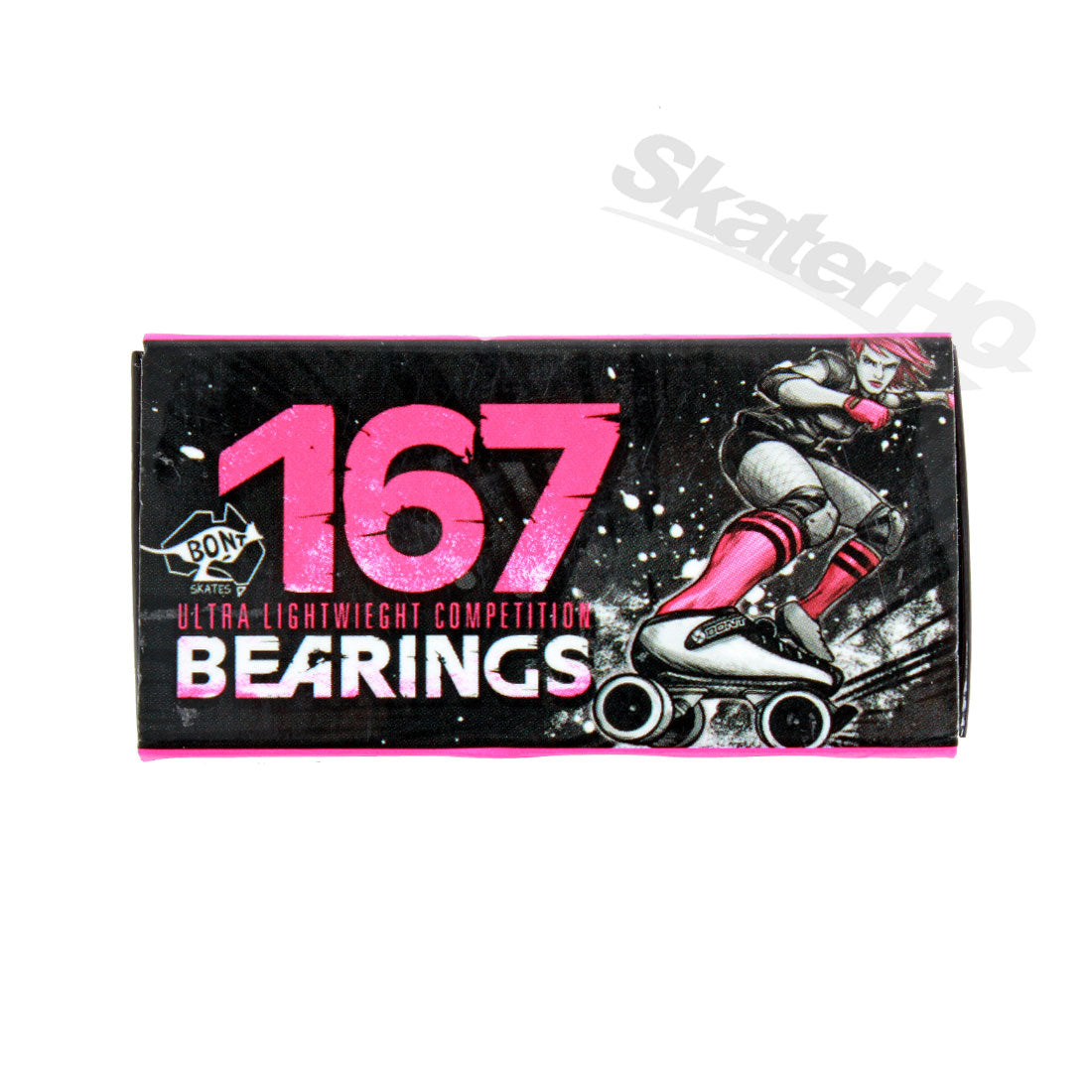 Bont 167 Mini Bearings 7mm - 16pk