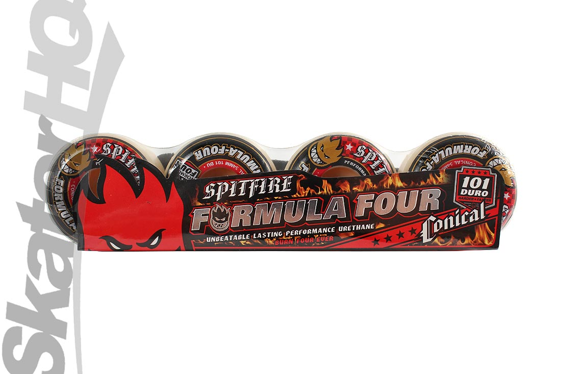 Spitfire F4 101A/54mm Conical Full - Red