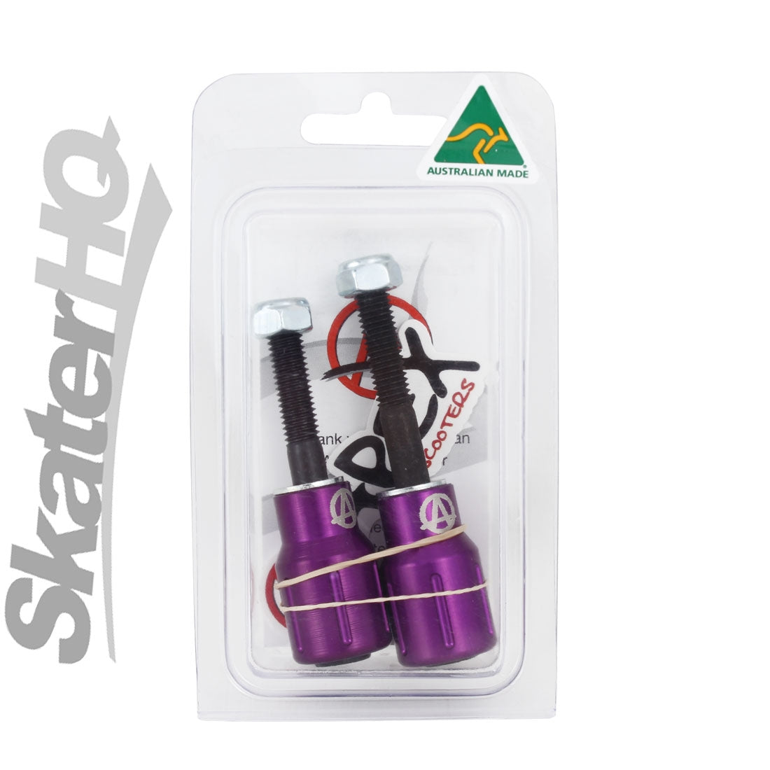 Apex Barnaynay Pegs 2pk - Purple