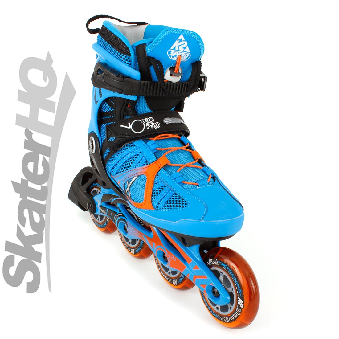 K2 VO2 90 Pro M 10US/28cm - Blue/Orange